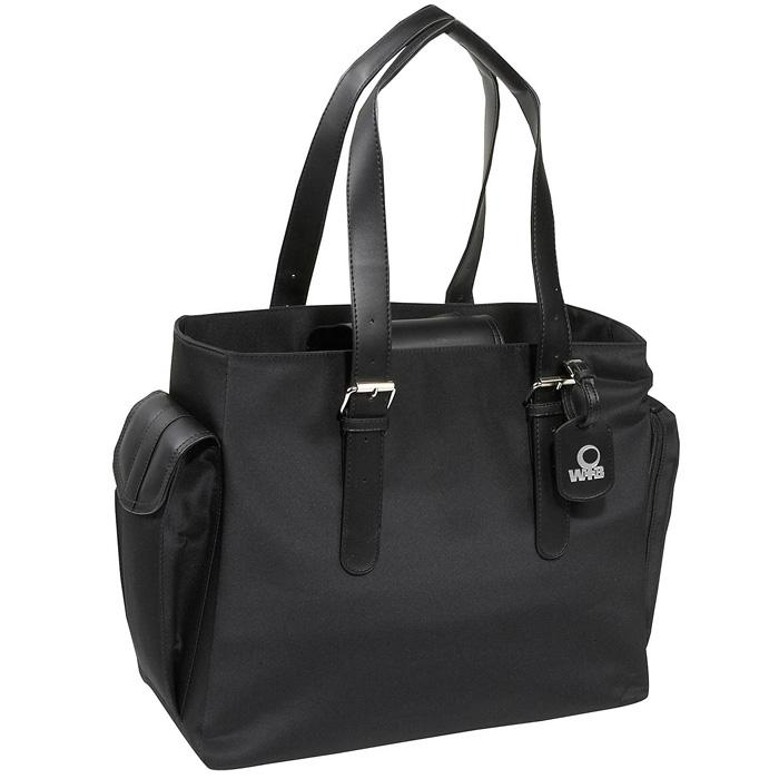 Liberator Tote Black | Women in BusinessLaptop Bags | Branford, Connecticut