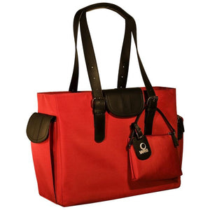 Liberator Tote Red | Women in BusinessLaptop Bags | Branford, Connecticut