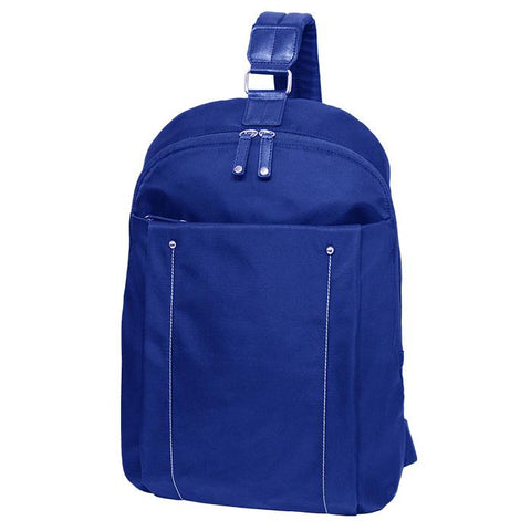 City Slim Miami Backpack Blue | Women in Business Laptop Bags | Branford, Connecticut