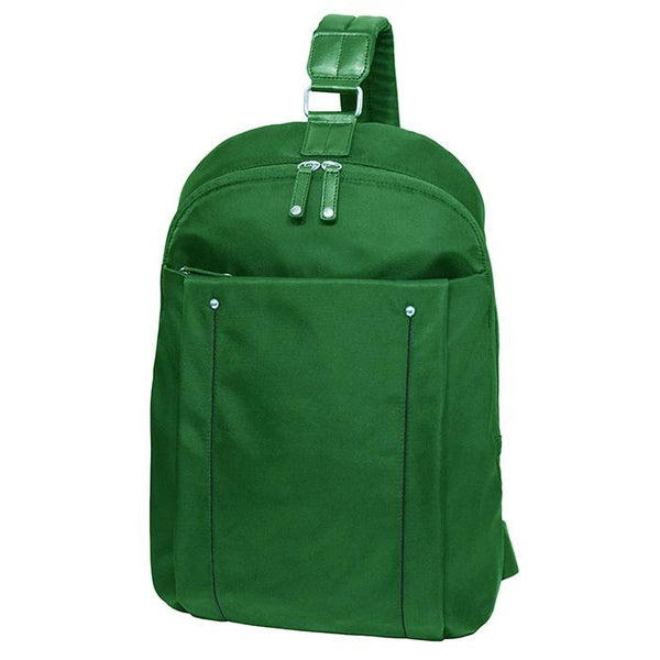 City Slim Miami Backpack Green | Women in Business Laptop Bags | Branford, Connecticut