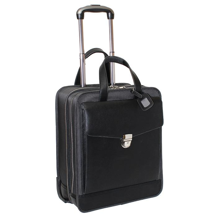 Monte Carlo Roller Black | Women in Business Laptop Bags | Branford, Connecticut