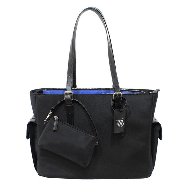Slim Liberator Tote Black | Women in Business Laptop Bags | Branford, Connecticut