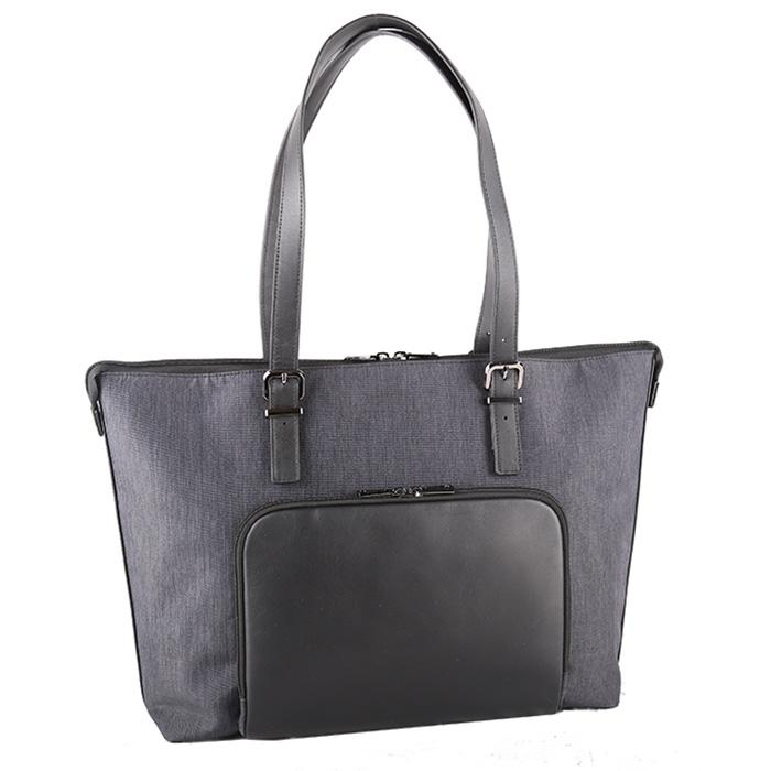 The Professional Tote Gray | Women in Business Laptop Bags | Branford, Connecticut