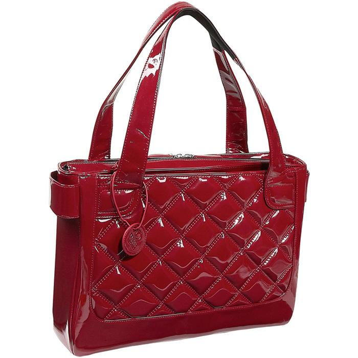 Vanity Tote Scarlet | Women in Business Laptop Bags | Branford, Connecticut