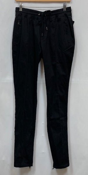 Solid And Hip  Pant (Black)
