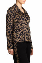 Load image into Gallery viewer, A Sparkling Leopard Jacket (Black Gold)