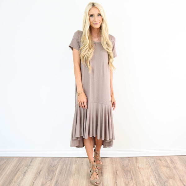 Civiana Ruffle Dress