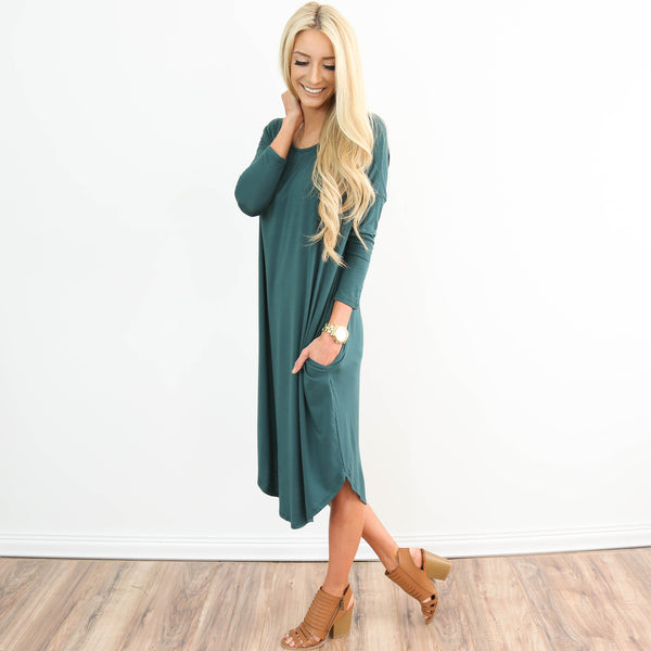 Elsie Pocket Dress