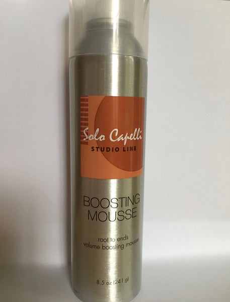 Boosting Mousse