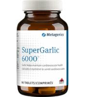 Super Garlic 6000 - Metagenics