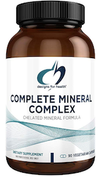 Complete Mineral Complex - Designs for Health