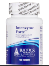 Intenzyme Forte - Biotics Research