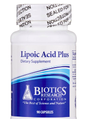 Lipoic Acid Plus - Biotics Research