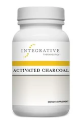 Activated Charcoal - Integrative Therapeutics