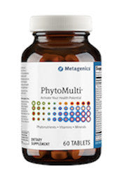 PhytoMulti without Iron- Metagenics