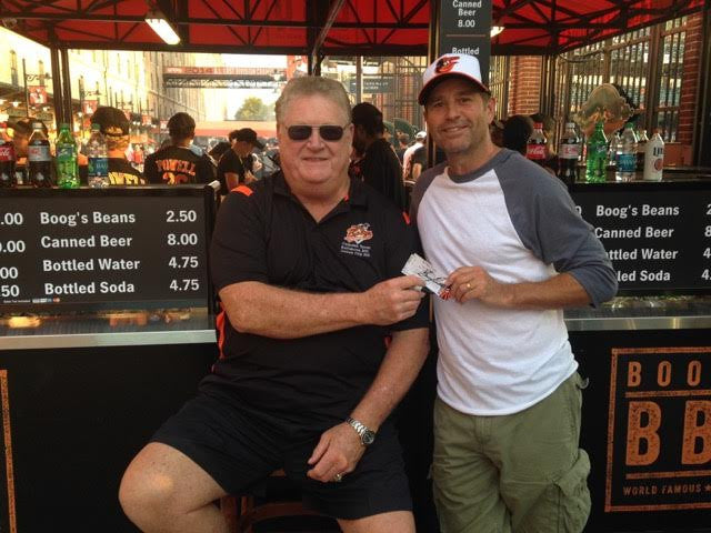 Boog Powell – Amazing Athlete & Great Guy