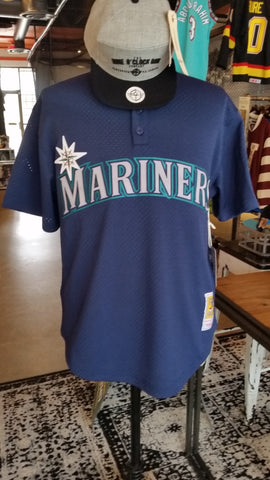 Mitchell & Ness Seattle Mariners Ken Griffey Jr. BP
