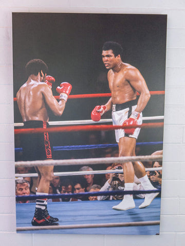 Ali on the Prowl - 30x45