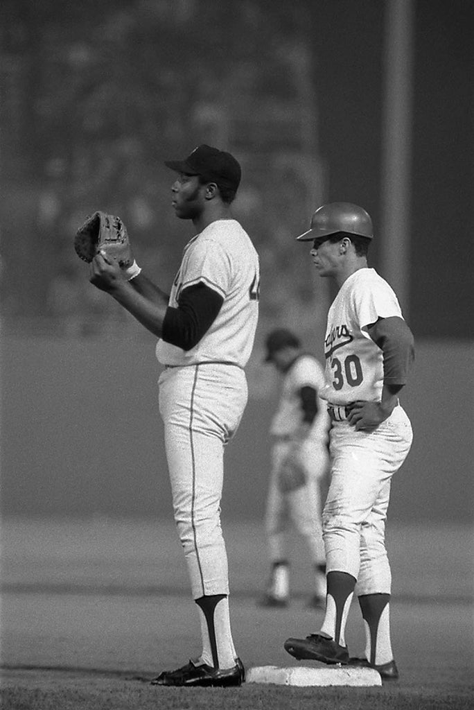 McCovey and Wills