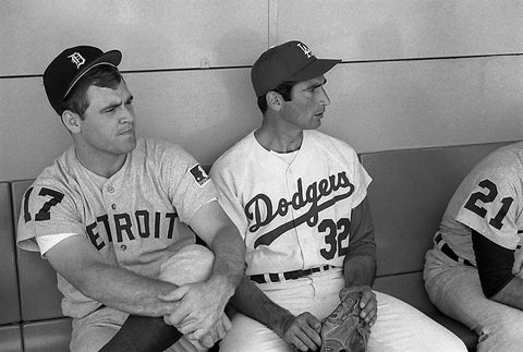 McLain and Koufax