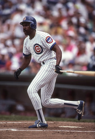 Andre Dawson Sets Off