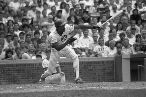 Andre Dawson Black and White