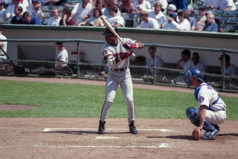 Bonds At Bat