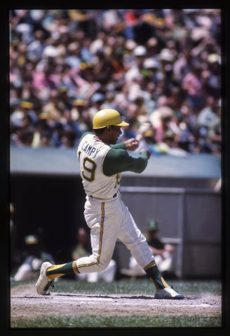 Bert Campaneris Connects