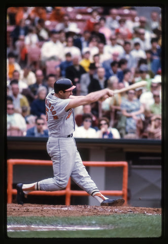 Brooks Robinson Sends One