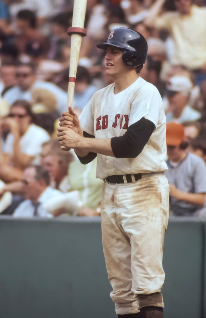 Carlton Fisk on Deck