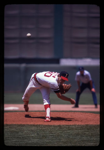 Nolan Ryan Delivery