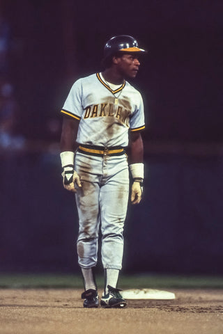 Rickey On Base