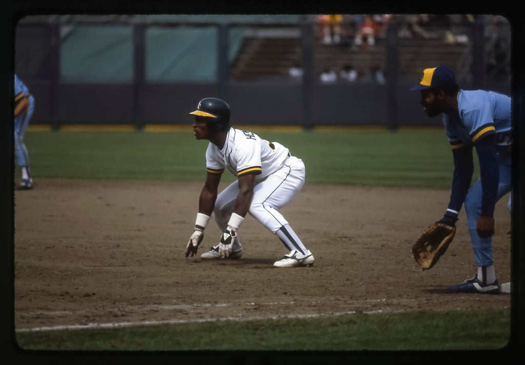 Rickey Looks to Take 2