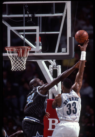 Shaq VS Mourning