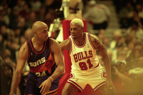 Sir Charles & The Worm