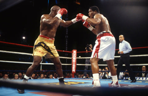 Bowe Holyfield 3 - Toe to Toe
