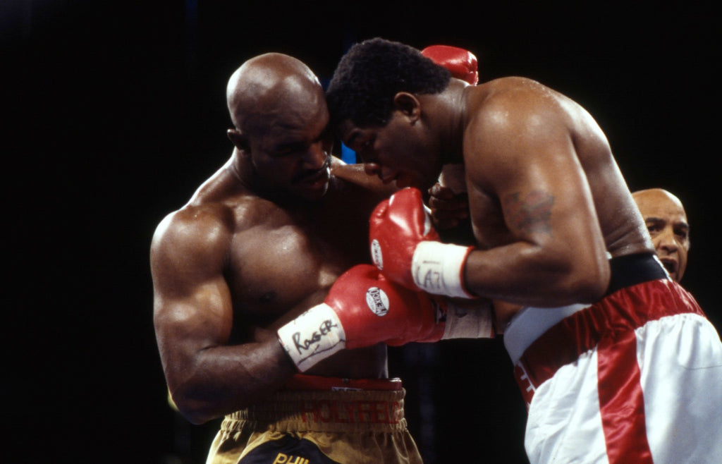 Bowe Holyfield 3 - In the Clinch