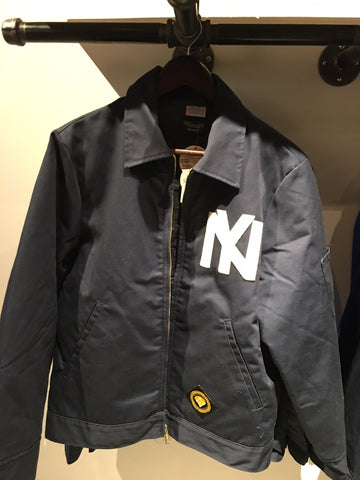 New York Black Yankees Grounds Crew Jacket