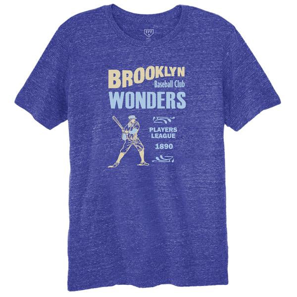 Brooklyn Wonders 1890 T-shirt