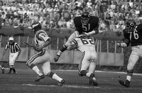 Butkus over the top