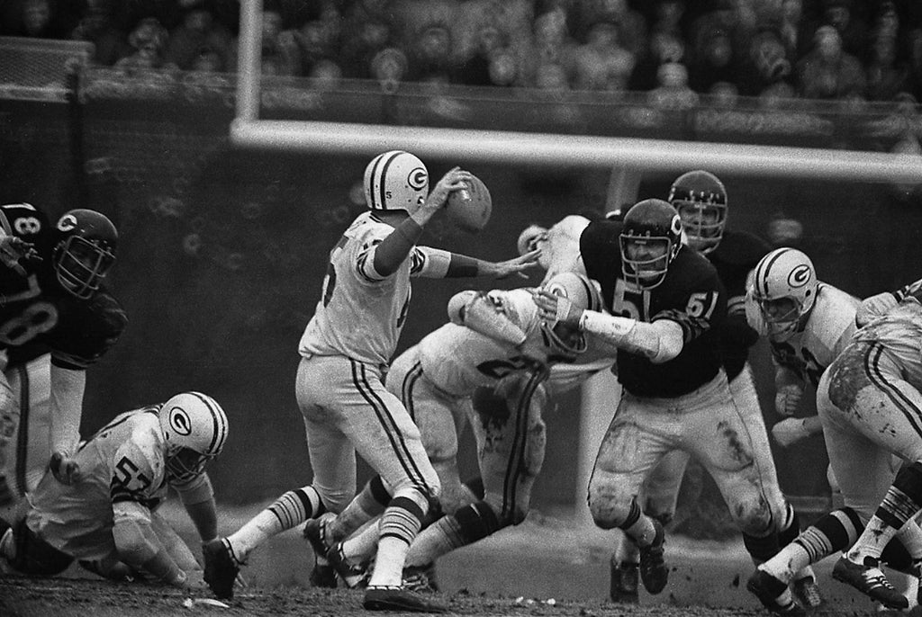 Butkus Busting Through