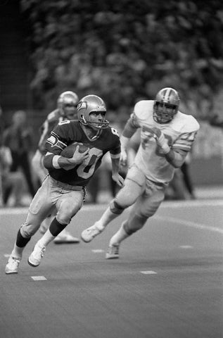 Largent On The Run