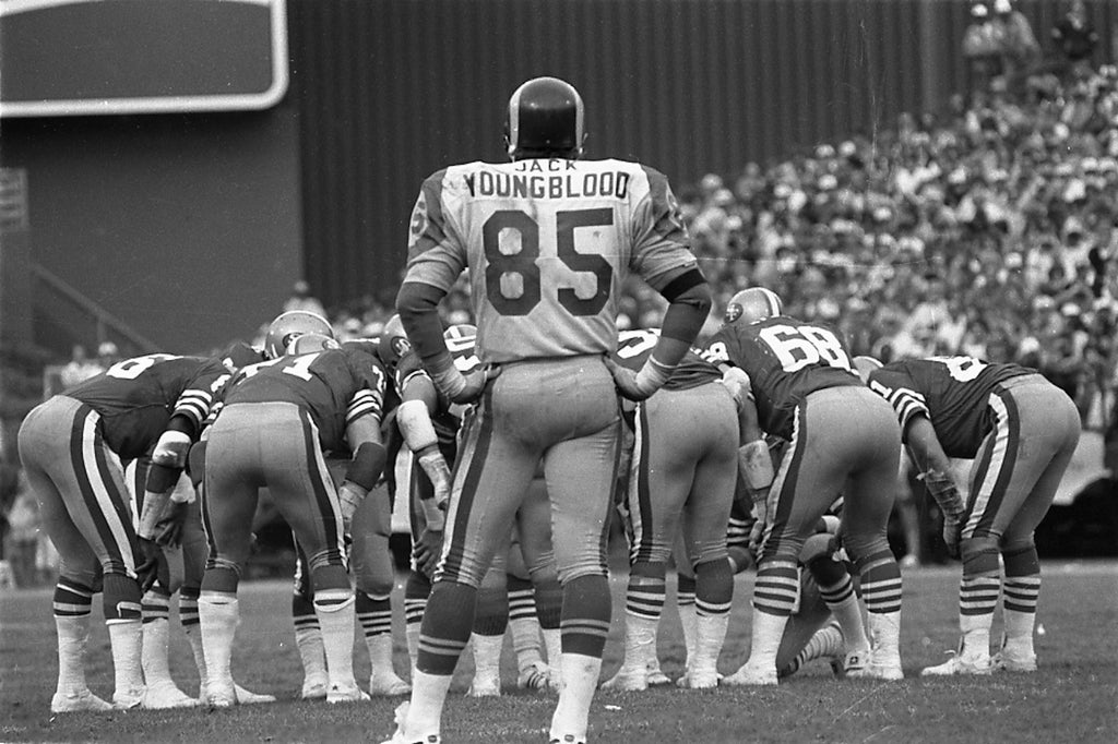 Youngblood vs The 49ers