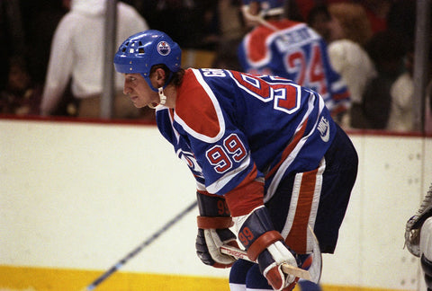 Gretzky Ready to Play