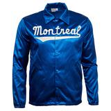 Montreal Royals Vintage Satin Windbreaker