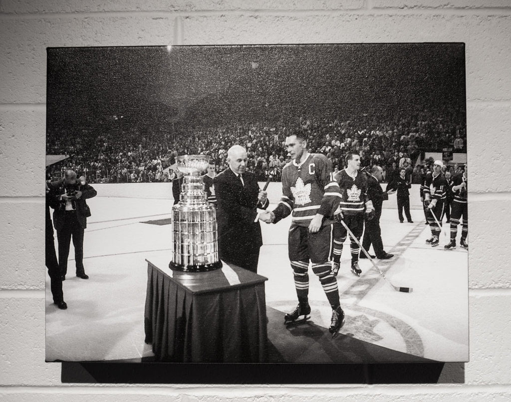 Maple Leafs 1964 Stanley Cup Champions - 12 x 16