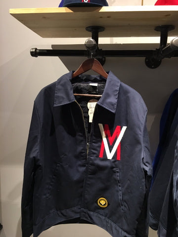 Vancouver Mounties Grounds Crew Jacket
