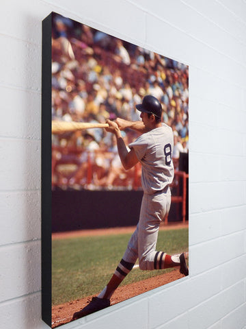 Yaz Swings Upstairs - 16x24