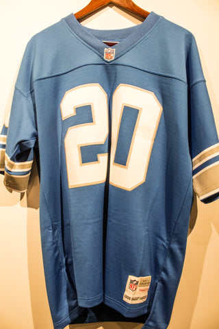 Mitchell & Ness Barry Sanders 1996