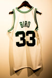 Mitchell & Ness Larry Bird, Boston Celtics 1985-86